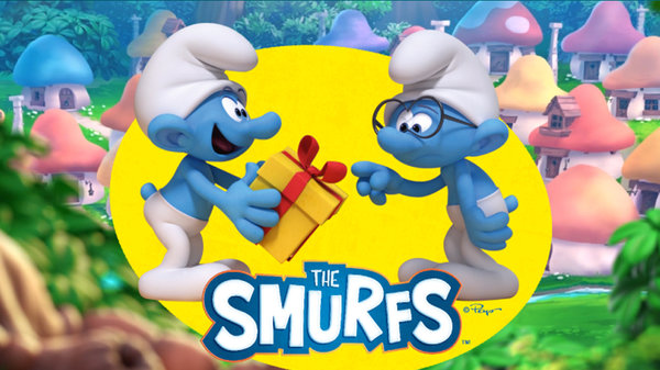 The Smurfs On Nickelodeon Smurfs